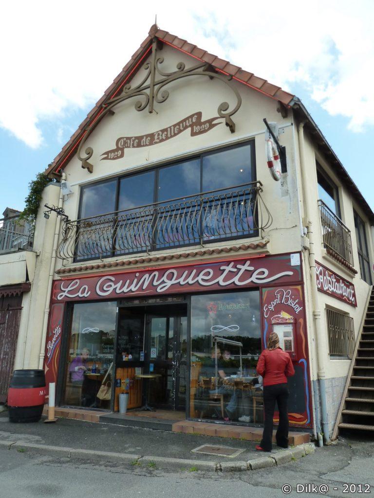 Le restaurant « La Guinguette »