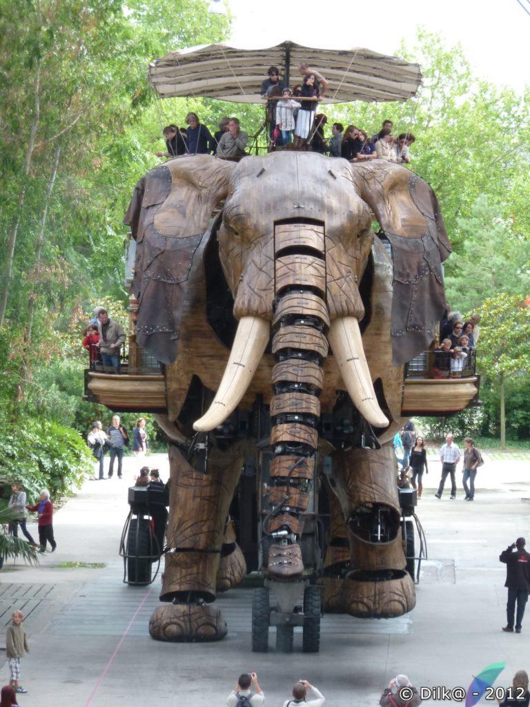 Le Grand Éléphant