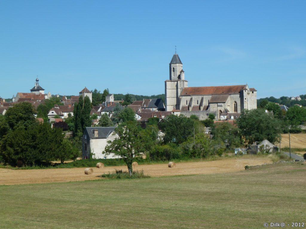 Le village médiéval de Martel