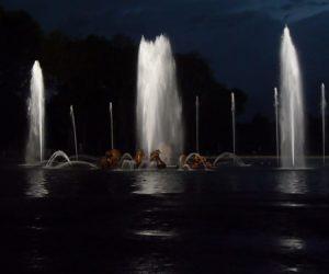 Le bassin du char d'Apollon