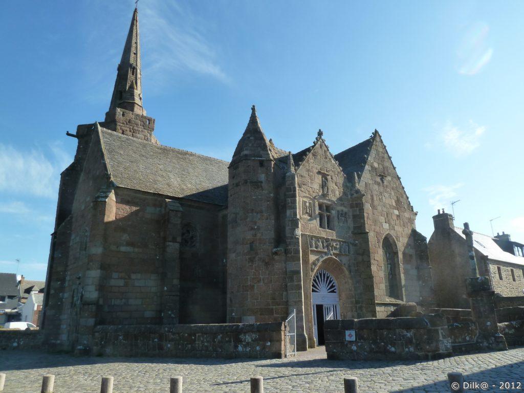 La chapelle Notre-Dame de la Clarté