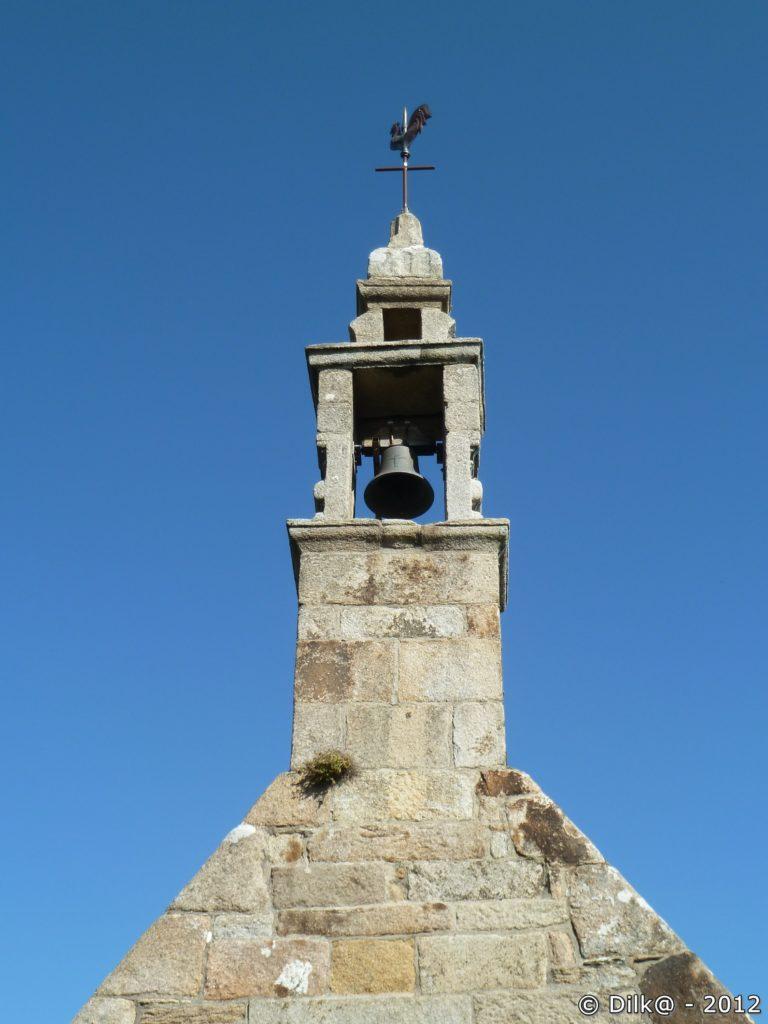 La cloche de Notre Dame de Bonne Nouvelle
