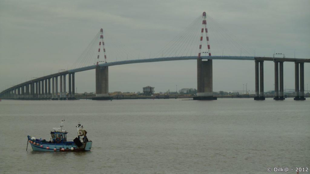 Le pont de Saint-Nazaire