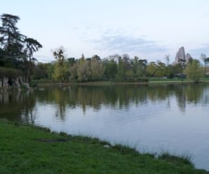 Le lac Daumesnil