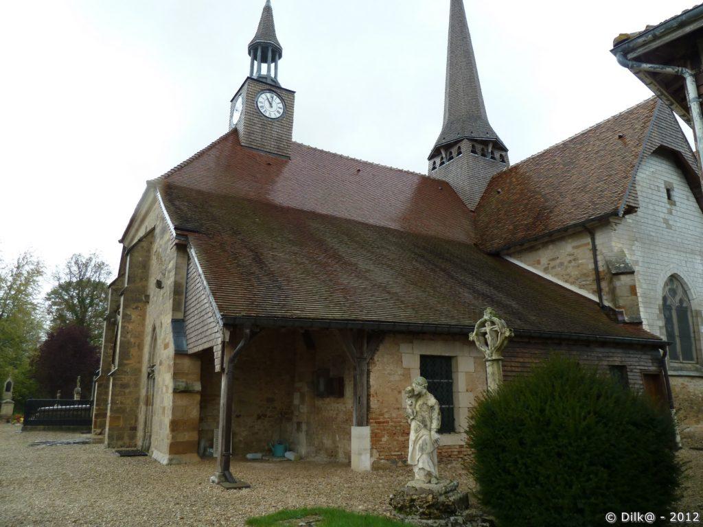 Puellemontier : église Notre Dame en sa Nativité