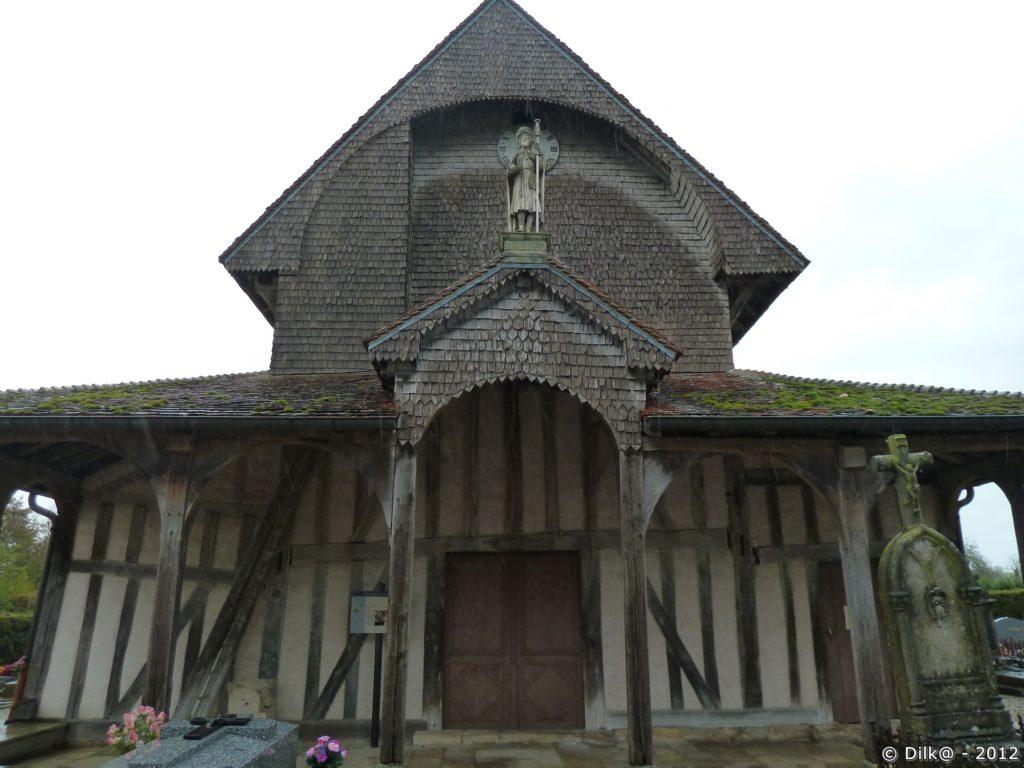 Lentilles : église Saint Jacques et Saint Philippe