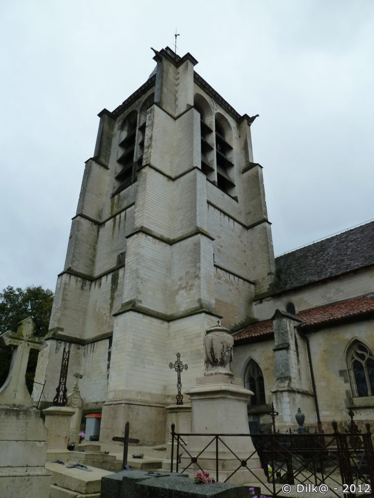 Chavanges : église Saint Georges