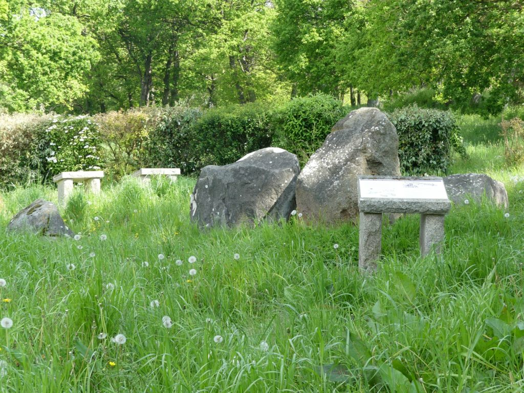 Site mégalithique d'Outre-Tombe