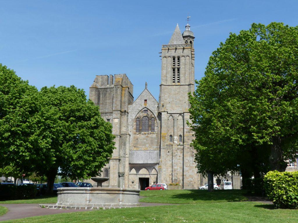 La cathédrale Saint-Samson