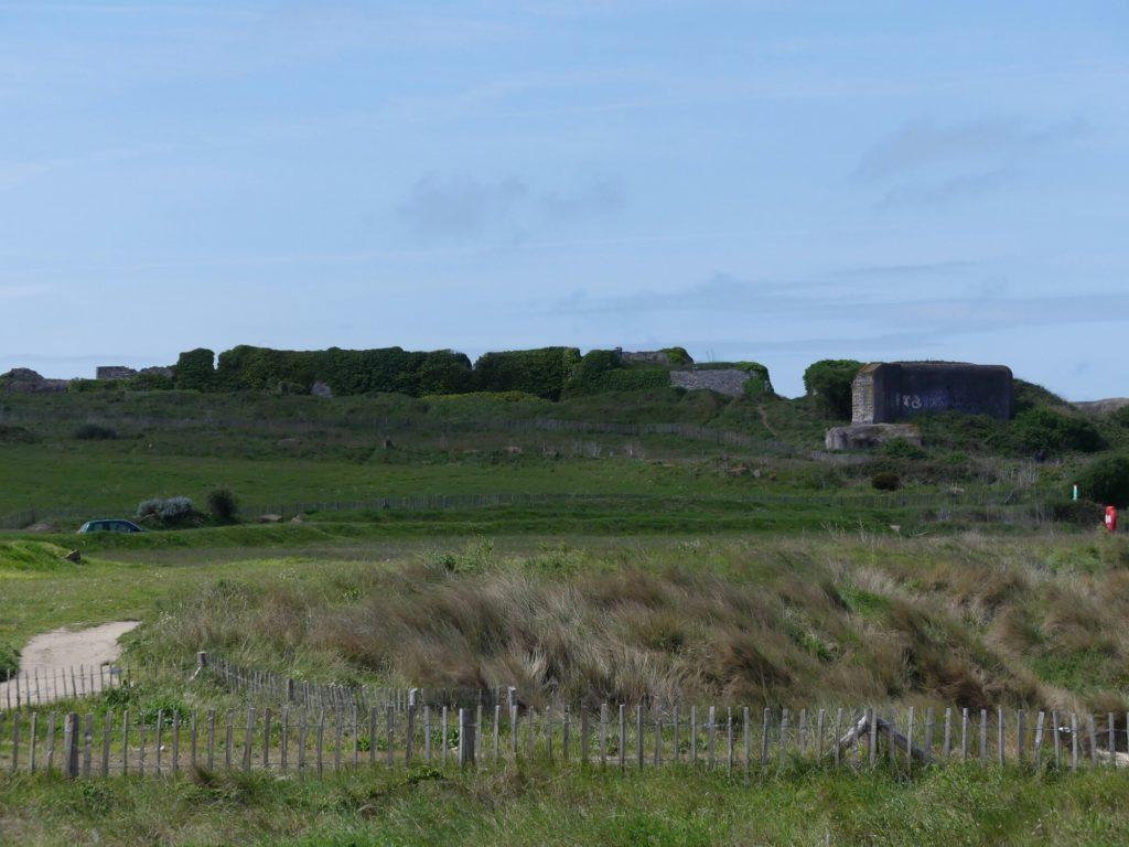 Le fort de l'Arboulé