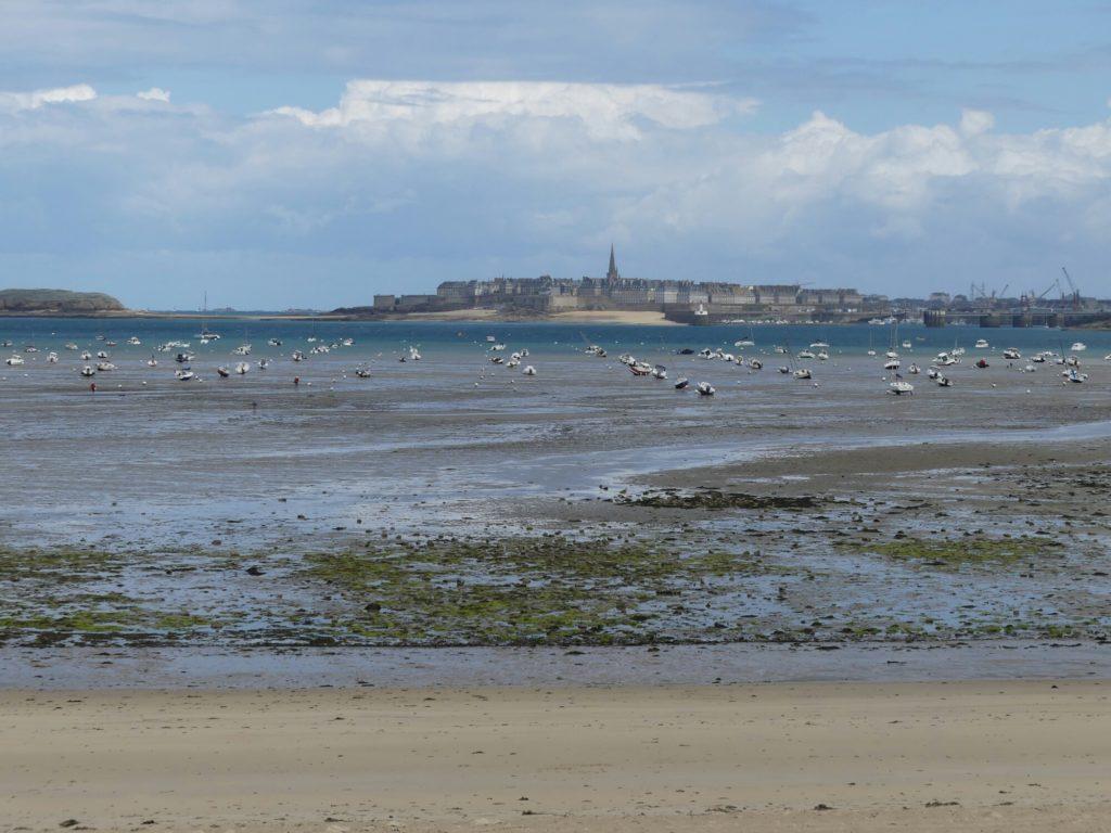 Saint-Malo sur l'autre rive