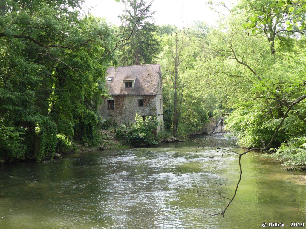 Moulin sur l'Yerres
