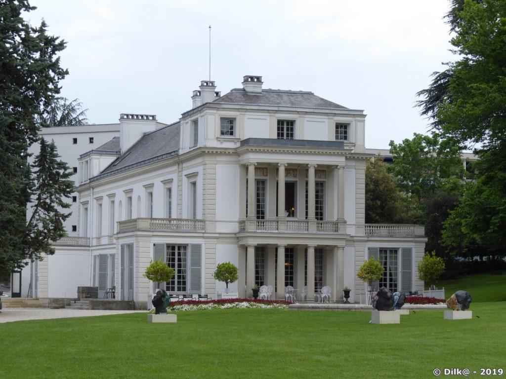 La maison de Gustave Caillebotte à Yerres