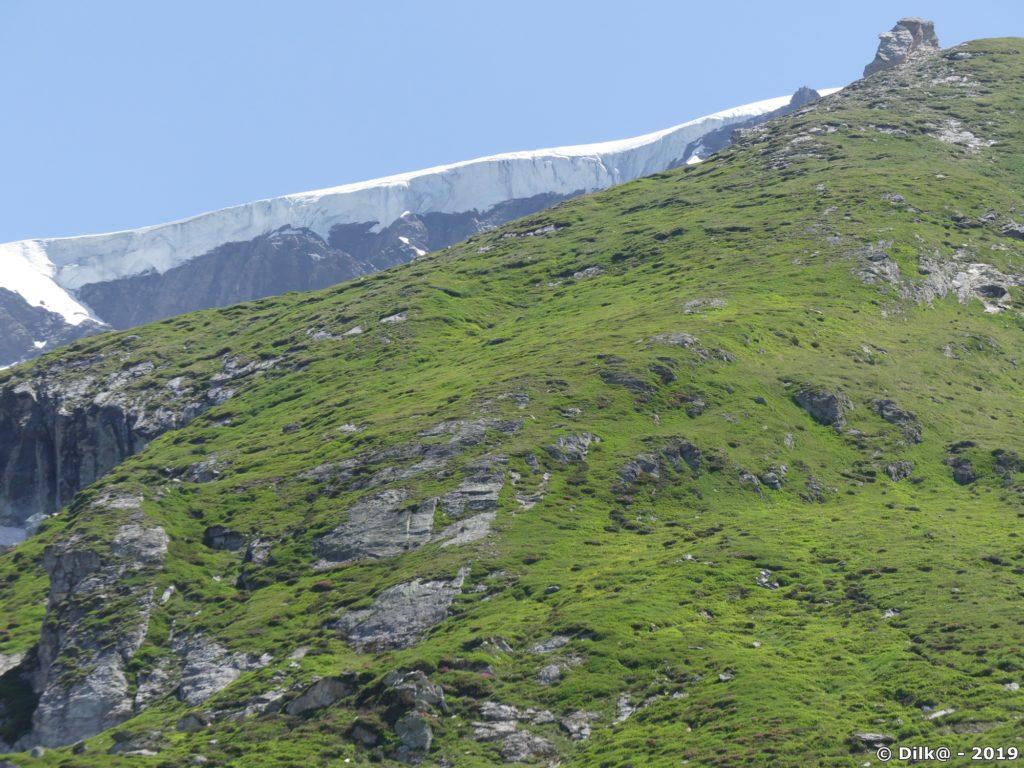 Le glacier des Sonailles