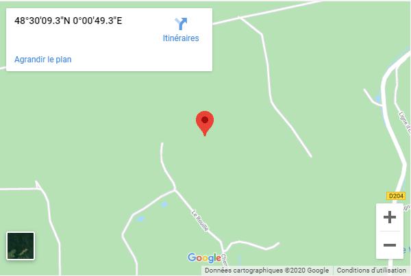 Trébeurden : la pointe du Castel et l'île Millau