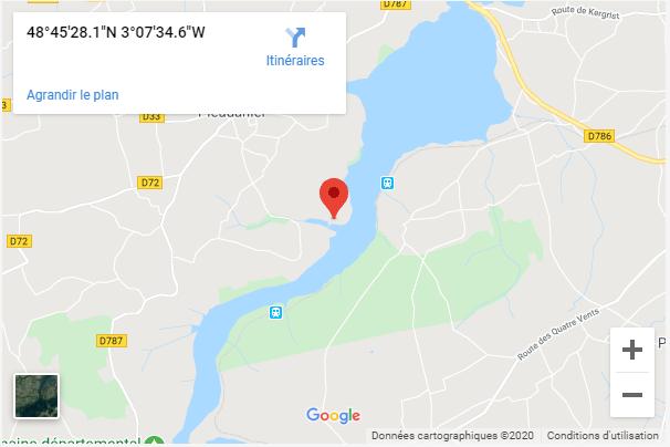 Le Moulin à marée de Traou-Meur