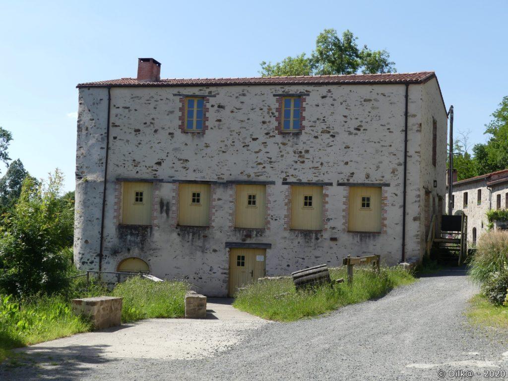 Le moulin du Liveau
