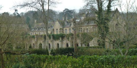 L'Abbaye des Vaux de Cernay