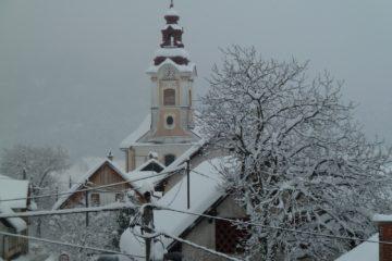 L'église de Zasip