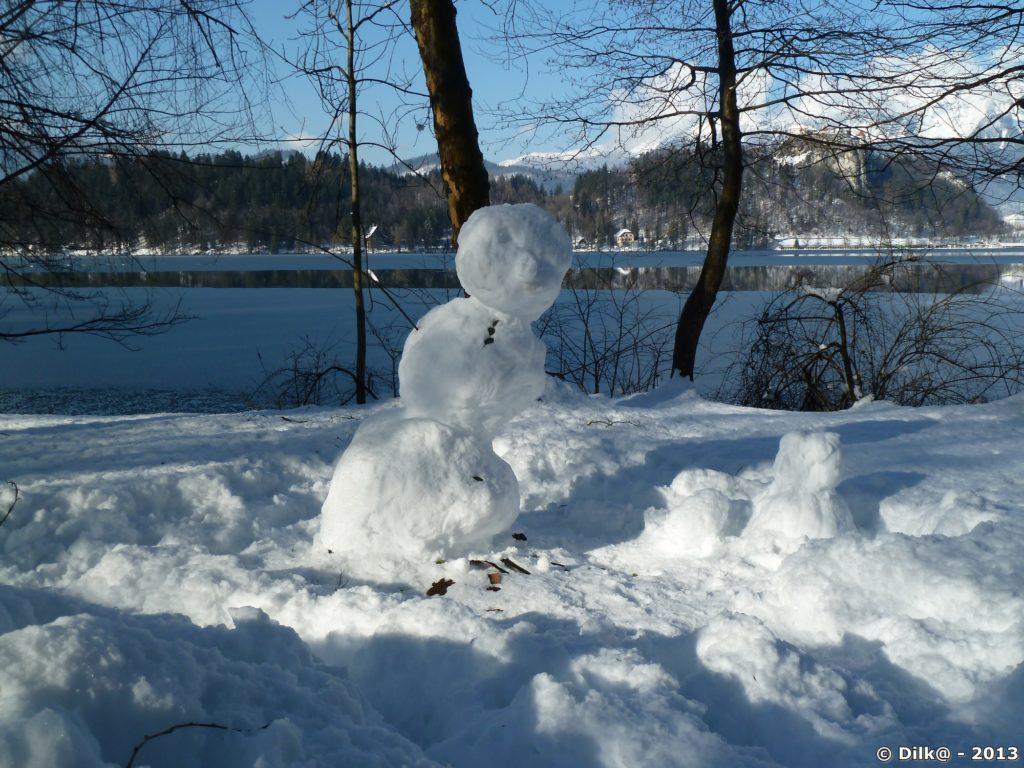 Bonhomme de neige !