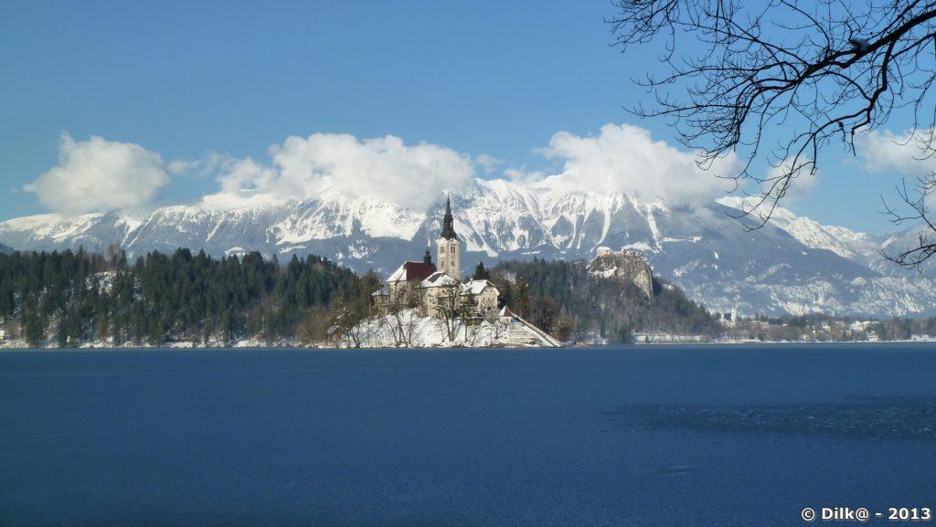 L'île Sainte-Marie et le château
