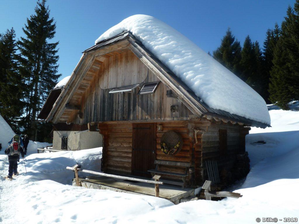 Petites maisons du village