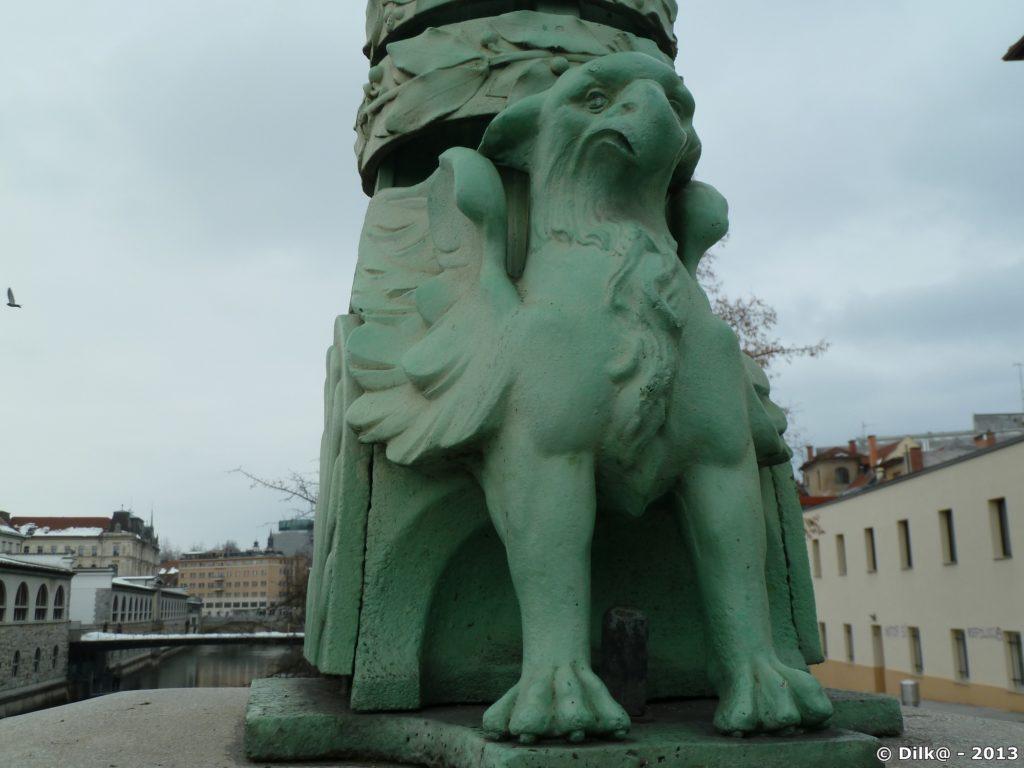 Les dragons de Ljubljana