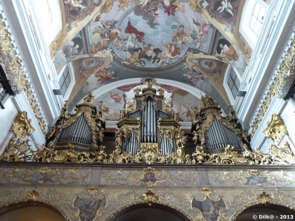 Cathédrale de Ljubljana