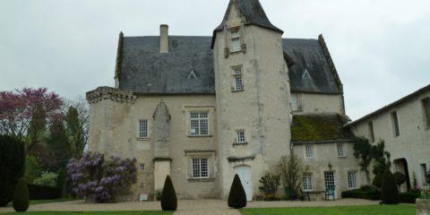 Le château de Meux