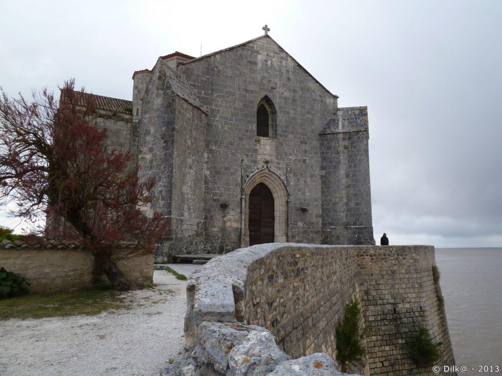 L'église de Talmont