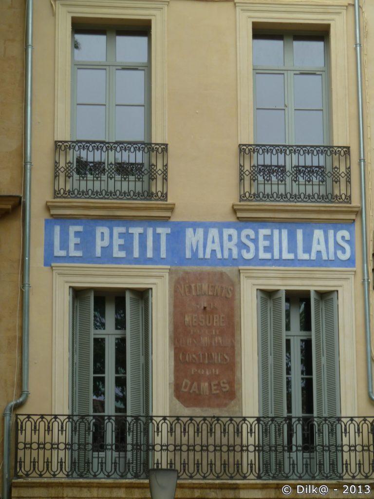 Le fameux savon de Marseille