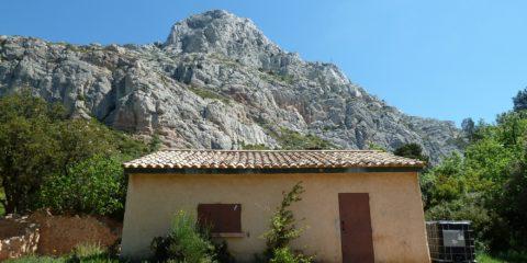 Le refuge de Cézanne