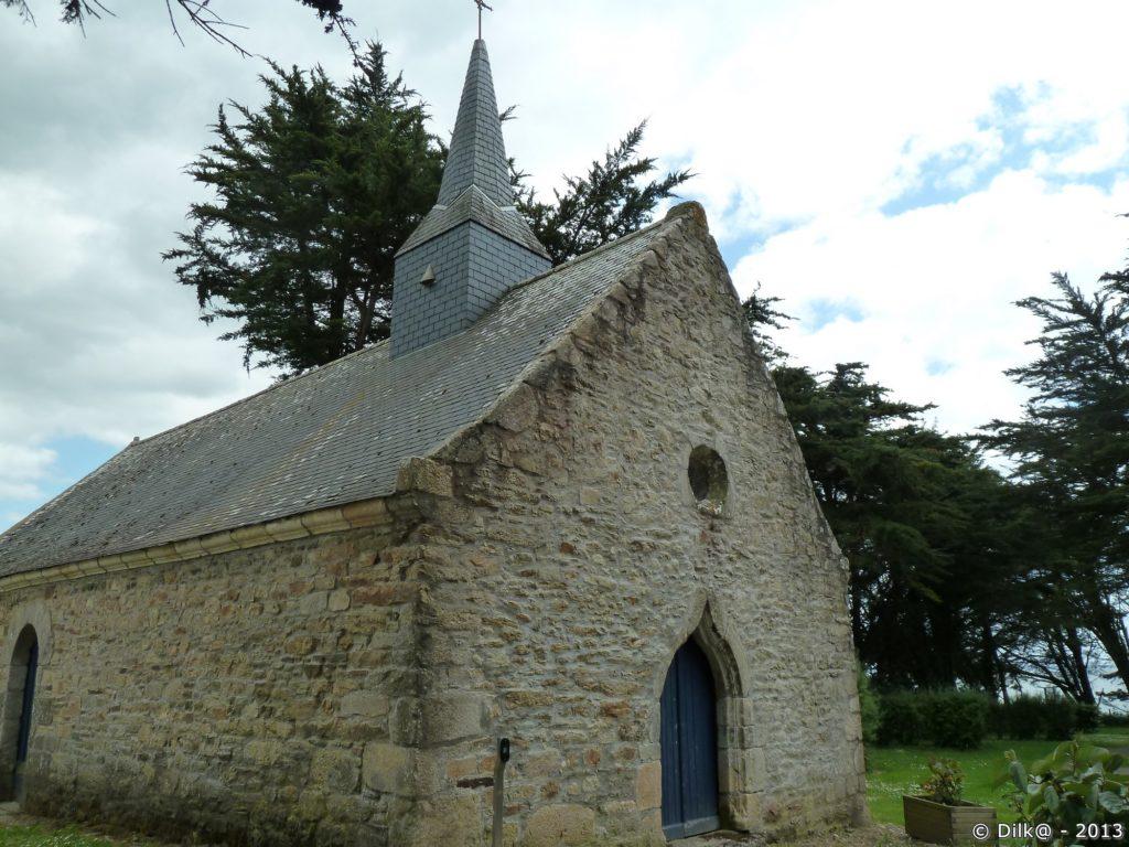 La chapelle de Cromenach