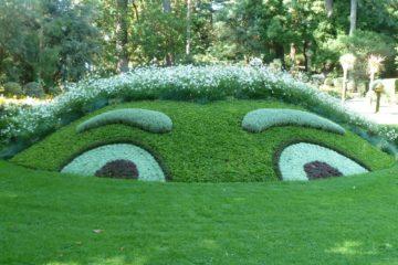 Les génies du jardin