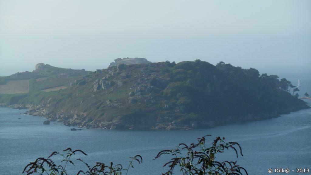 L'île Millau