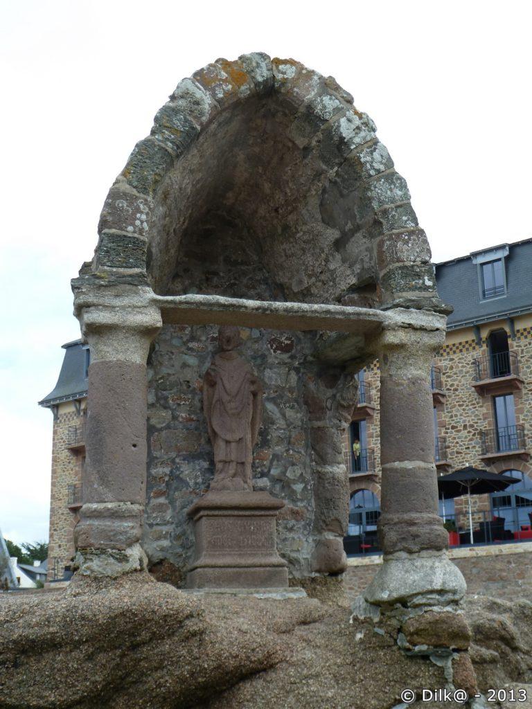L'oratoire de Saint-Guirec