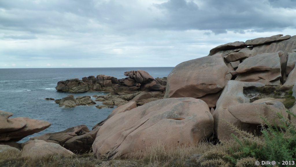 Les rochers de Ploumanac'h