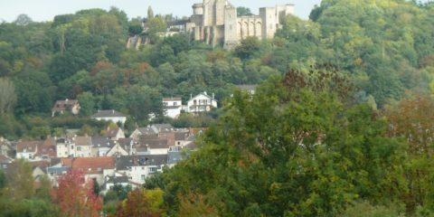 Le château de la Madeleine