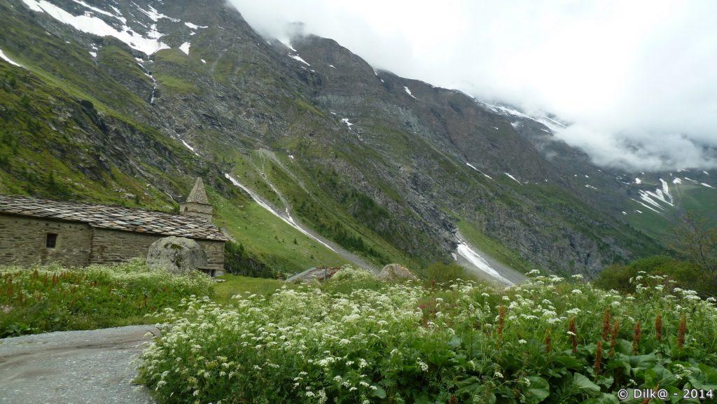 Le hameau de l'Avérole