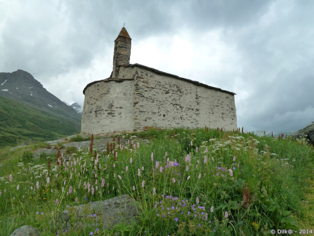 La chapelle Sainte Marguerite