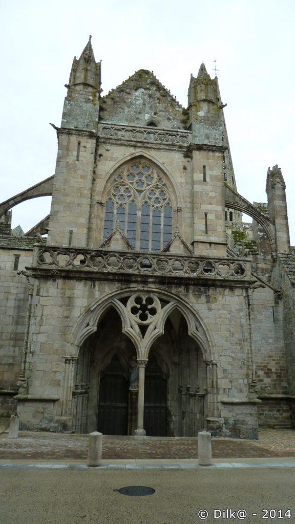 La cathédrale Saint Tugdual