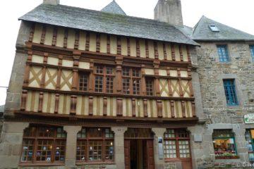 La maison natale d'Ernest Renan est désormais un musée