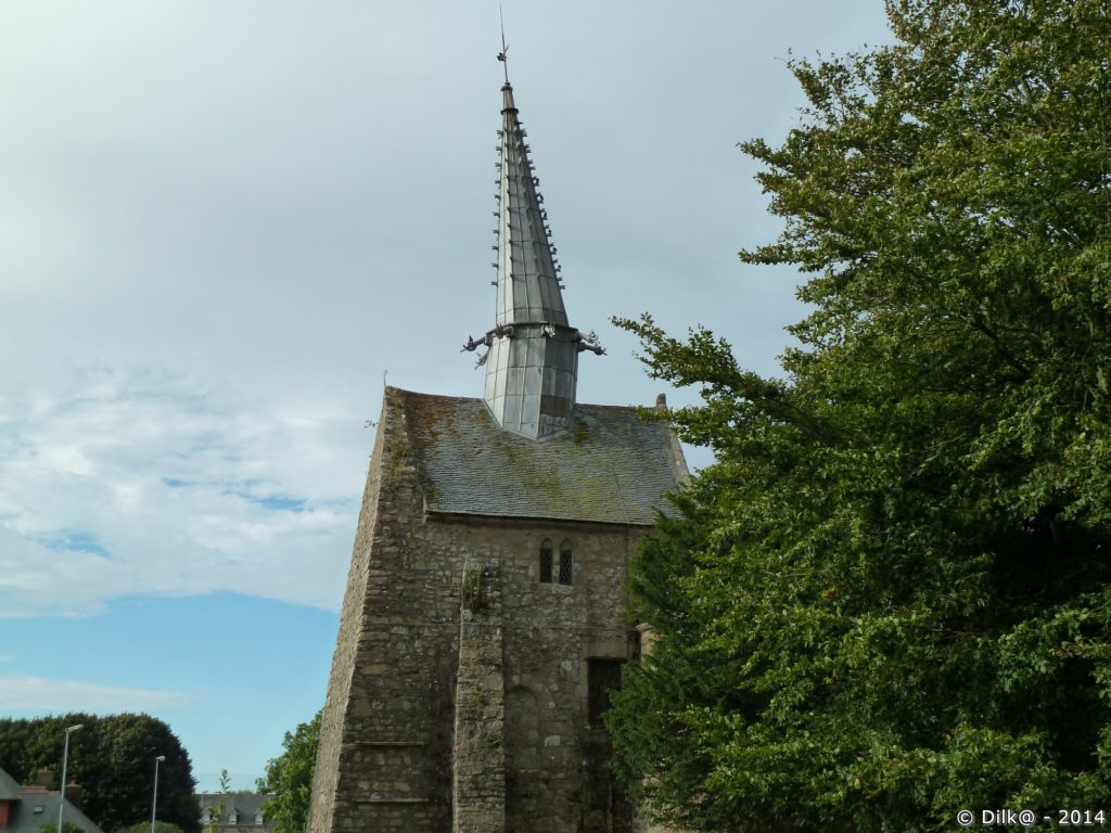 La chapelle de Plougrescant