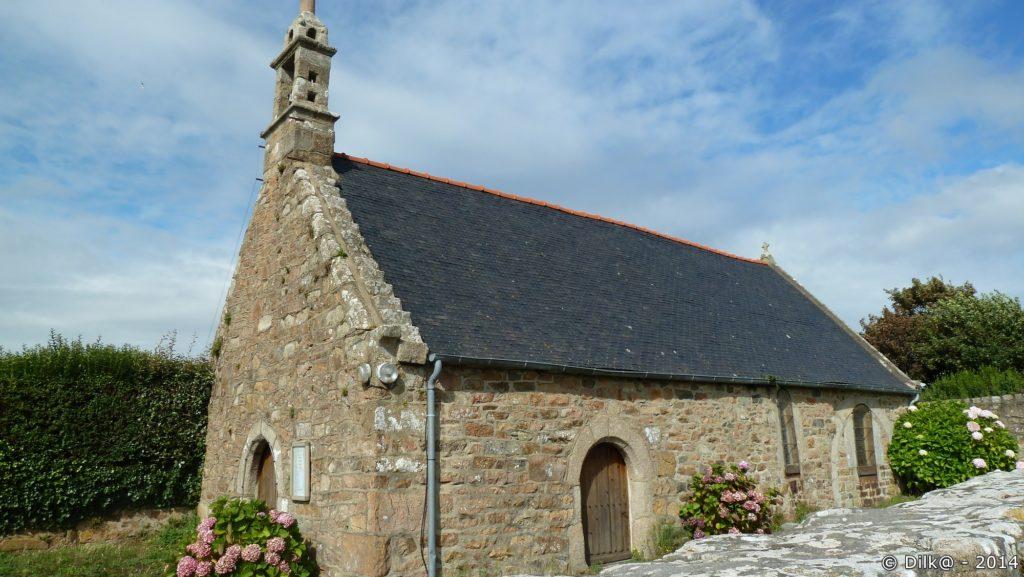La chapelle Saint-Nicolas de Buguélès