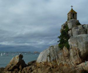 Le rocher de la sentinelle de Port-Blanc