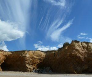 La plage de la Mine d'Or