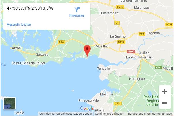 Kervoyal dans le Morbihan