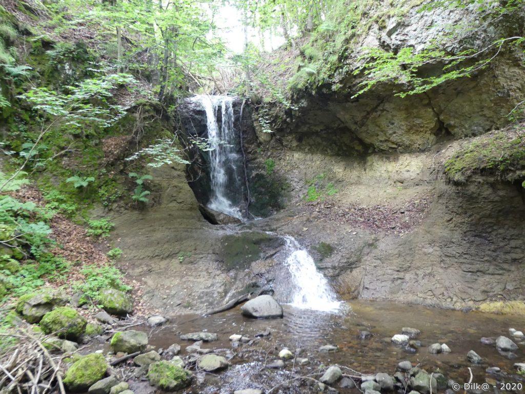 La cascade de Lafon