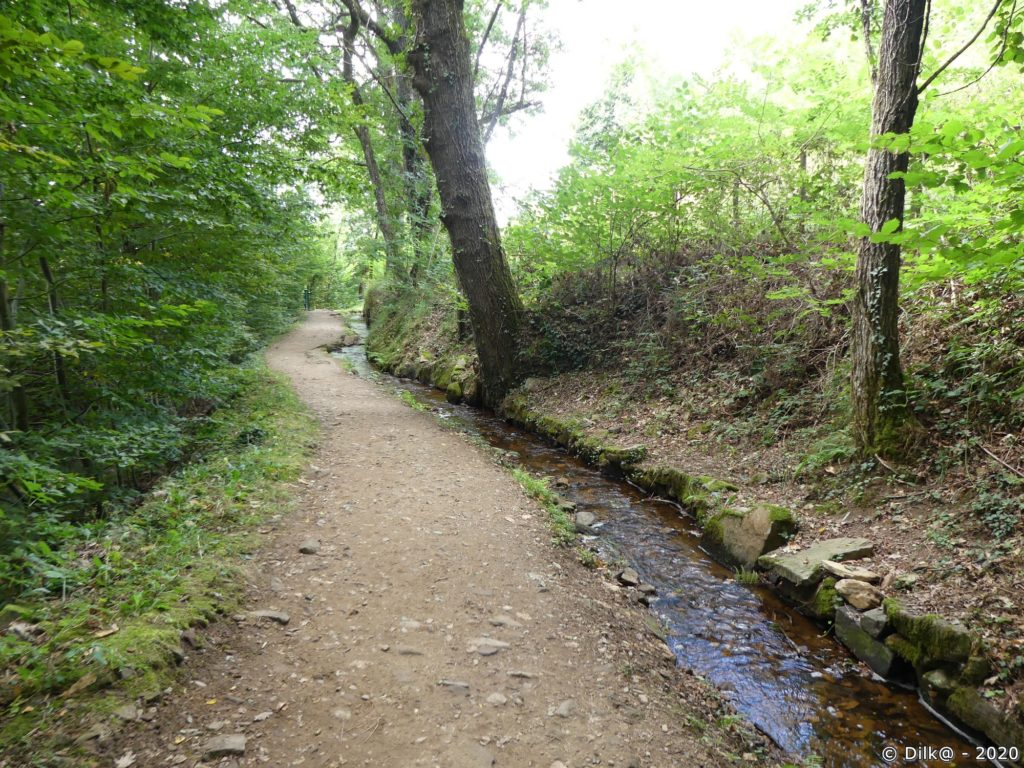 Le canal des moines
