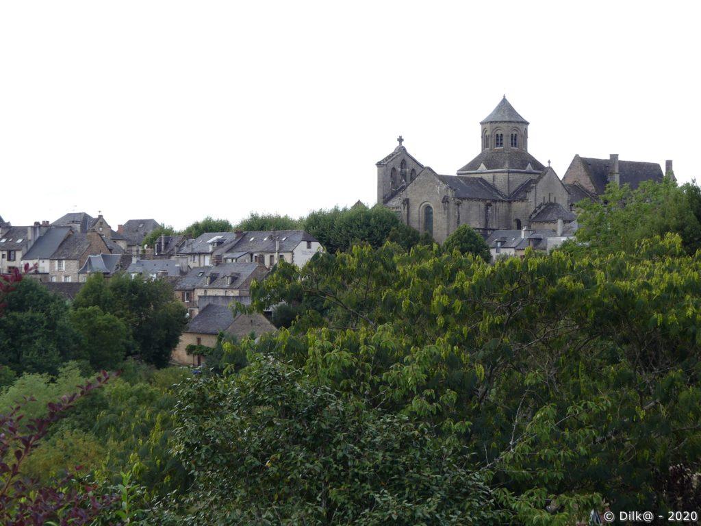 Aubazine et son abbatiale Saint-Etienne